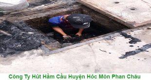 Nạo Vét Hố Ga Cống Ngầm Gía Rẻ Huyện Hóc Môn 0973453180