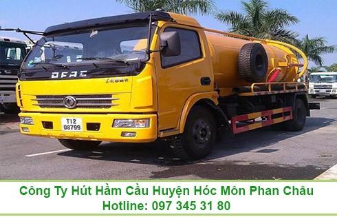 Công Ty Hút Hầm Cầu Huyện Hóc Môn Phan Châu 0973453180