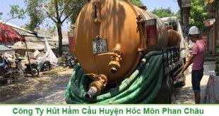 Rút Hầm Cầu Xã Bà Điểm Huyện Hóc Môn giá Rẻ 0973453180