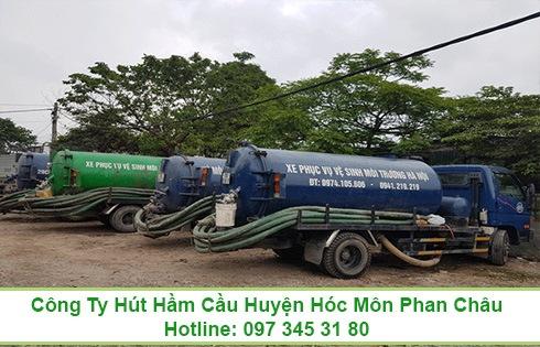 Rút Hầm Cầu Xã Đông Thạnh Huyện Hóc Môn giá Rẻ 0973453180