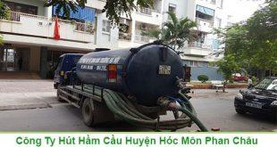 Rút Hầm Cầu Xã Nhị Bình Huyện Hóc Môn giá Rẻ 0973453180