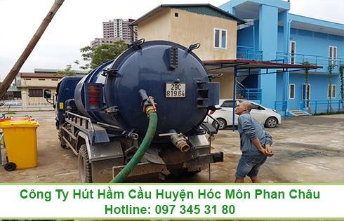 Dịch vụ rút hầm cầu ở Phường Nhị Bình Huyện Hóc Môn có tốt không?