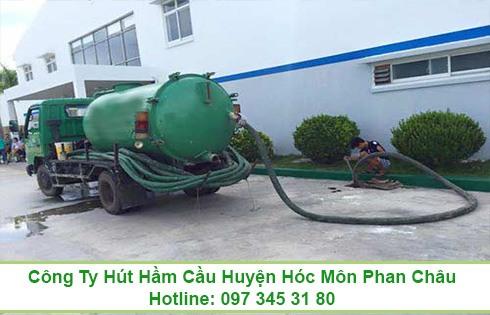 Rút Hầm Cầu Xã Tân Hiệp Huyện Hóc Môn giá Rẻ 0973453180