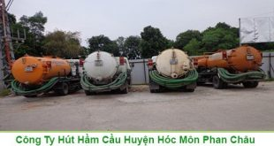 Rút Hầm Cầu Xã Tân Thới Nhì Huyện Hóc Môn giá Rẻ 0973453180