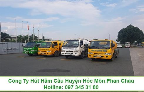 Rút Hầm Cầu Xã Tân Xuân Huyện Hóc Môn giá Rẻ 0973453180