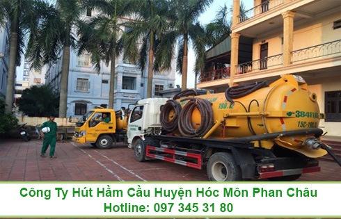 Rút Hầm Cầu Xã Trung Chánh Huyện Hóc Môn giá Rẻ 0973453180