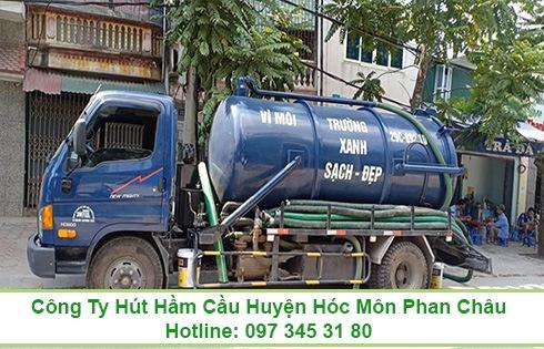 Rút Hầm Cầu Xã Xuân Thới Đông Huyện Hóc Môn giá Rẻ 0973453180