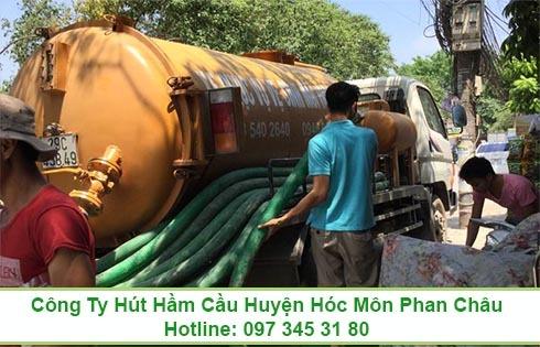 Rút Hầm Cầu Xã Xuân Thới Thượng Huyện Hóc Môn 0973453180