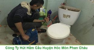 Bồn cầu toilet tắc không rút nước xuống được cách xử lý hiệu quả