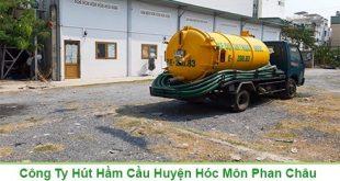 Bảng gía hút hầm cầu Ninh thuận giá rẻ năm 2020 0973453180
