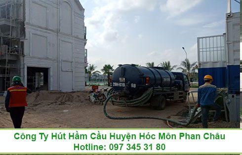 Bảng giá rút hầm cầu huyện Tân Thạnh giá 99k bảo hành 7năm