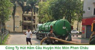 Bảng giá rút hầm cầu huyện Xuyên Mộc giá 99k bảo hành 7năm