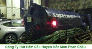 Bảng giá rút hầm cầu huyện thống nhất giá 99k bảo hành 7năm