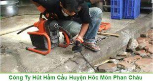 Thông cống nghẹt Huyện Bình Chánh giá rẻ 99K 0973453180