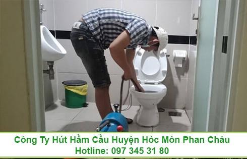 Thông cống nghẹt huyện Cần Giờ giá rẻ 99K 0973453180