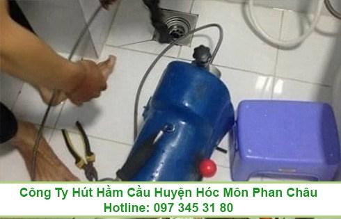 Thông cống nghẹt Quận Bình Thạnh giá rẻ 99K 0973453180