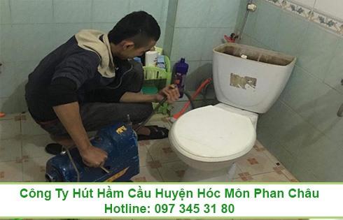 Thông cống nghẹt Quận Tân Phú giá rẻ 99K 0973453180