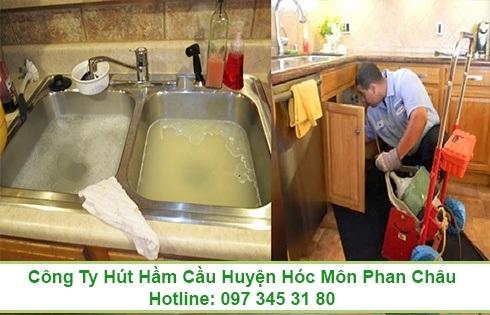 Thông tắc bồn rửa chén bát Huyện Cần Giờ 0973453180