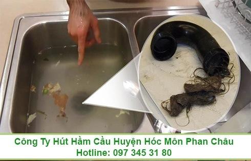 Thông tắc bồn rửa chén bát Huyện Củ Chi 0973453180