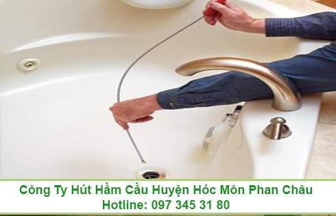 Thông tắc bồn rửa chén bát Huyện Nhà Bè 0973453180