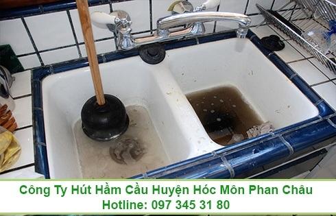 Thông tắc bồn rửa chén bát Quận 10 giá 99K 0973453180