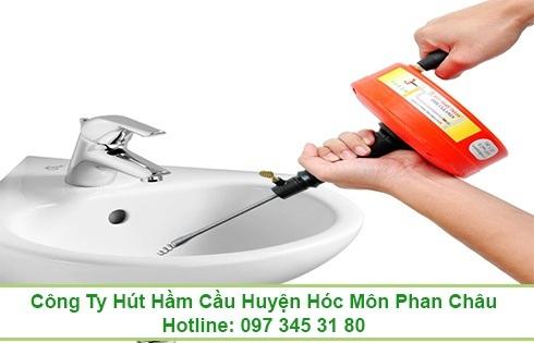 Thông tắc bồn rửa chén bát Quận 5 giá 99K 0973453180