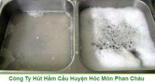 Thông tắc bồn rửa chén bát Quận Bình Tân 0973453180