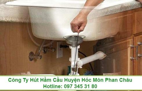 Thông tắc bồn rửa chén bát Quận Bình Thạnh 0973453180
