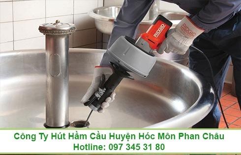 Thông tắc bồn rửa chén bát Quận Phú Nhuận 0973453180