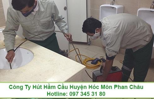 Thông tắc bồn rửa chén bát Quận Tân Bình 0973453180