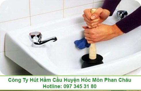 Thông bồn rửa chén bát Thủ Dầu Một Bình Dương 0973453180