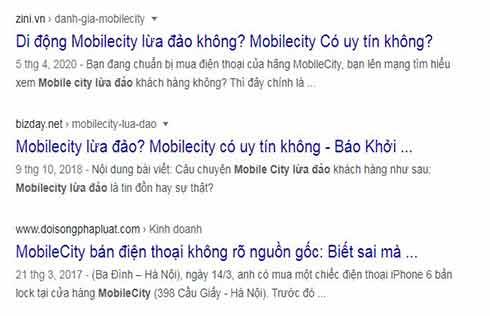 Mobilecity là gì ? Mobilecity có lừa đảo ?