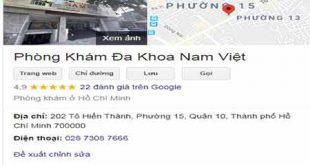 Phòng Khám Đa Khoa Nam Việt Có Tốt Không ?
