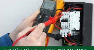 Thợ sửa điện nước quận 5 tại nhà giá rẻ 90K