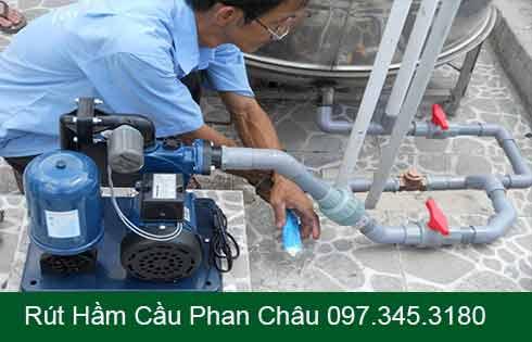 Vì sao bạn cọn dịch vụ sửa máy bơm nước của Phan Châu.
