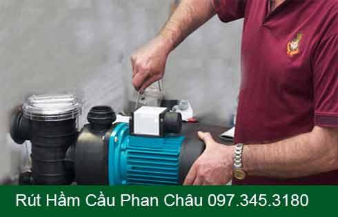Sửa thay máy bơm nước tăng áp lực tại nhà 0973453180