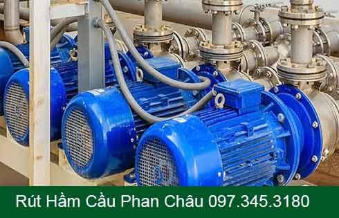 Sửa chửa thay thế motor giảm tốc hộp số 3 pha bị cháy