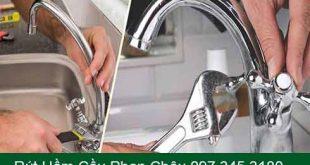 Sửa vòi nước thay vòi nước tại nhà giá rẻ