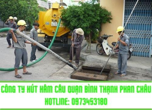 Nạo vét hố ga quận Bình Thạnh chỉ 50k LH 0973453180