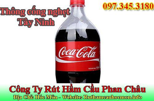 Thông cống nghẹt Tây Ninh giá rẻ 89k BH 24 tháng