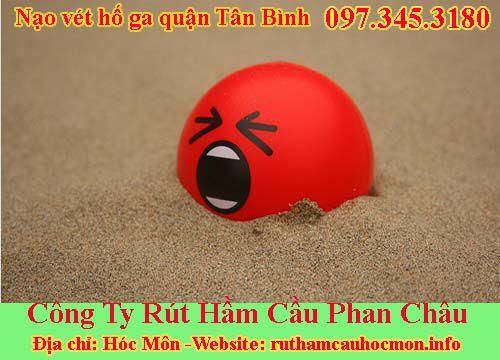 Nạo vét hố ga quận Tân Bình ưu đãi 22% BH đến 36 tháng