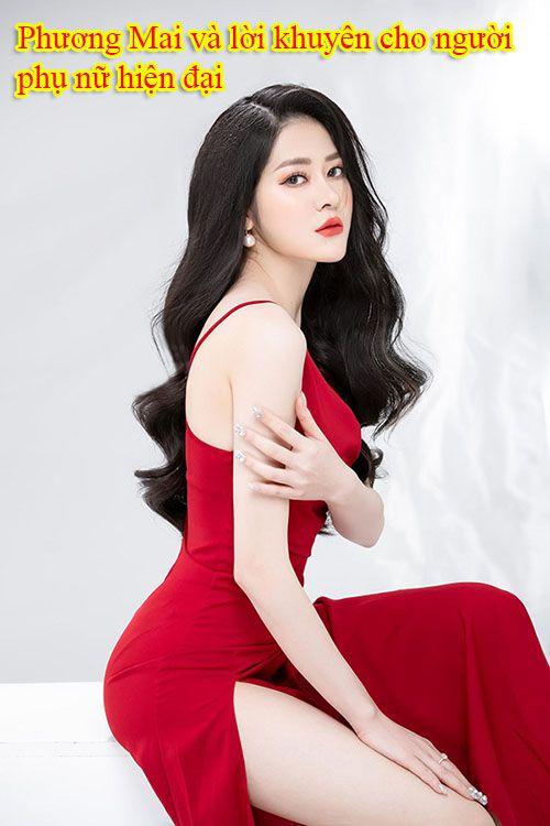 Tiểu sử Trần Ngọc Phương Mai - hot Tiktoker đại diện cho phụ nữ hiện đại