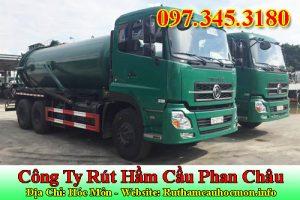 Công ty rút hầm cầu củ chi Phan Châu