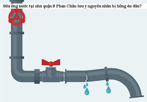 Sửa ống nước tại nhà quận 8 lưu ý nguyên nhân bị hỏng do đâu?