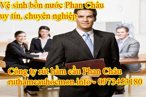 Vệ sinh bồn nước quận Gò Vấp Phan Châu chuyên nghiệp, hiệu quả.