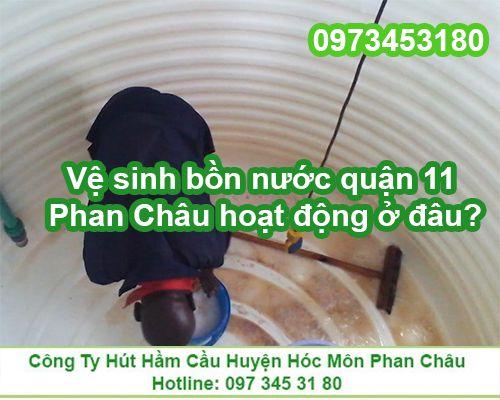 Công ty Phan Châu hoạt động tại khu vực nào?