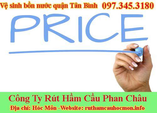 Vệ sinh bồn nước quận Tân Bình giá rẻ uy tín nhất 2021