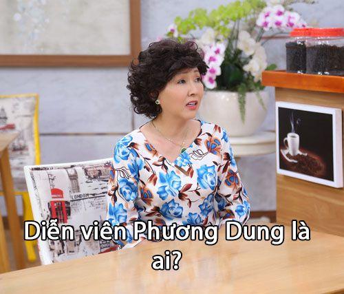 Diễn viên Phương Dung là ai?