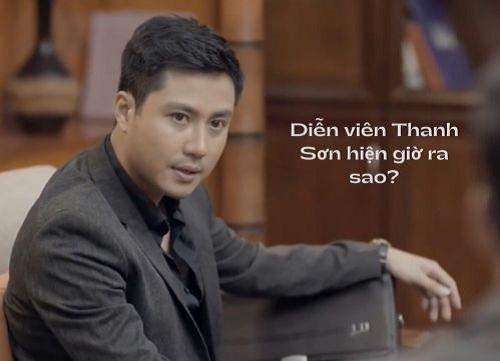 Diễn viên Thanh Sơn hiện giờ ra sao??