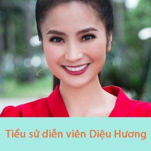 Diễn viên Diệu Hương và sự nghiệp